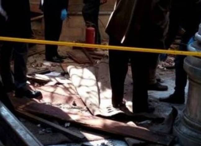 Death toll of church bombing rises as injured woman dies