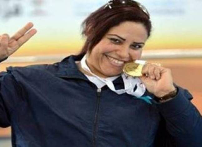 Egyptian powerlifter Amany Ali wins bronze at Rio Paralympics