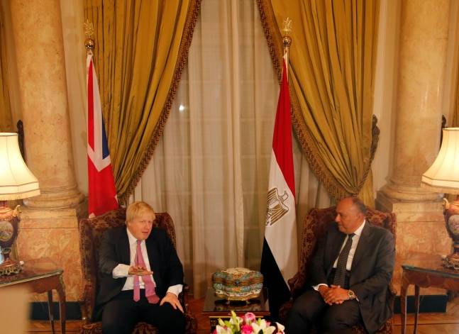 Egypt frustrated as Britain continues suspension of flights
