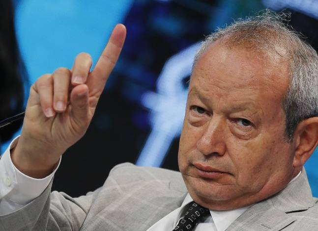 Naguib Sawiris Egypt's biggest billionaire gainer in 2016 – Forbes