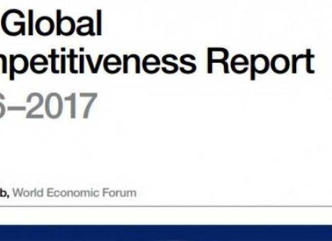 Egypt remains stable in global competitiveness index 2016-2017