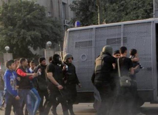 Protests expected in Egypt today, interior ministry tightens security measures