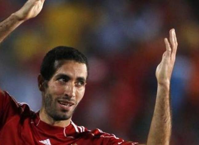 Egypt's govt appeals against decision to overturn freeze on Aboutrika's assets