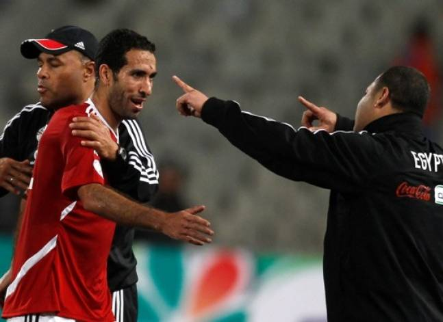 Top Egyptian court dissolves football association
