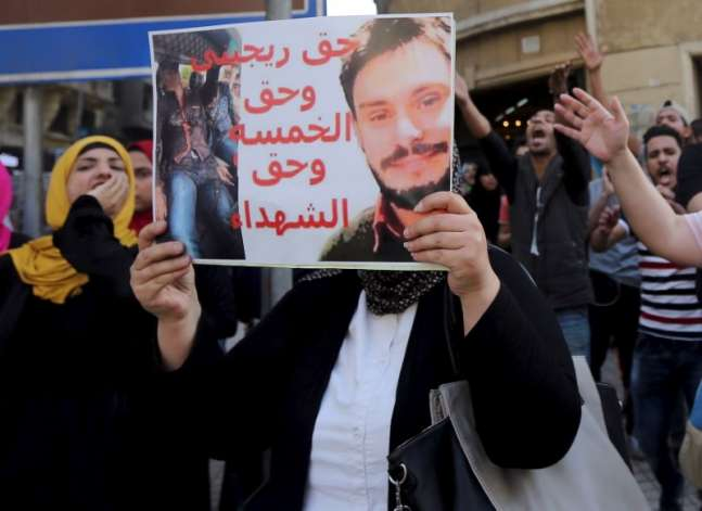 Egypt to allow Italian experts to examine CCTV footage in Regeni murder investigation
