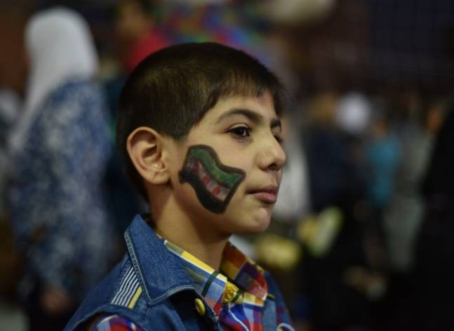 Syrians, Egyptians bond during Eid celebrations