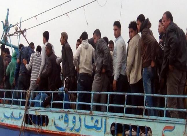 Egypt foils illegal migration attempts off its coasts