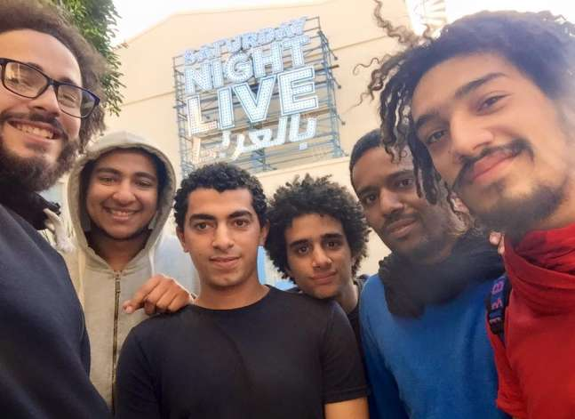 Street no longer 'full of laughter' for Egyptian youth who film sarcastic videos