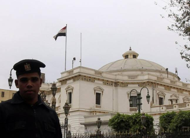 Egypt's parliament approves NGO draft law amid criticism