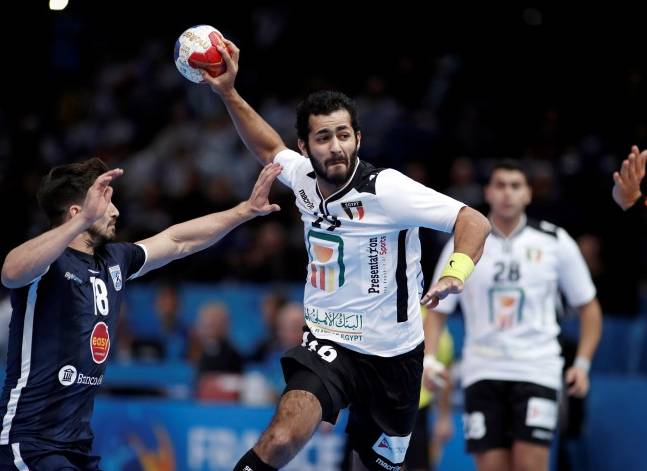 Egypt beat Argentina to reach World Handball Championship last 16