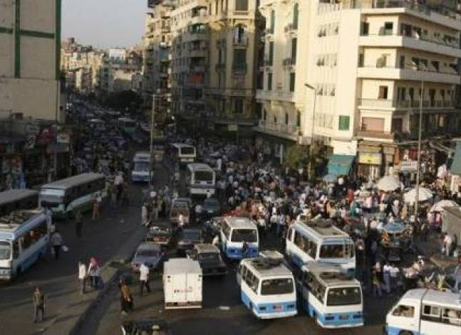 Egypt's population rises by 23.7 pct since 2006 - official statistics agency