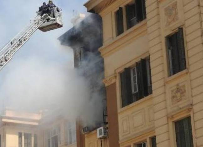 'Limited' fire erupts in Cairo governorate building - statement