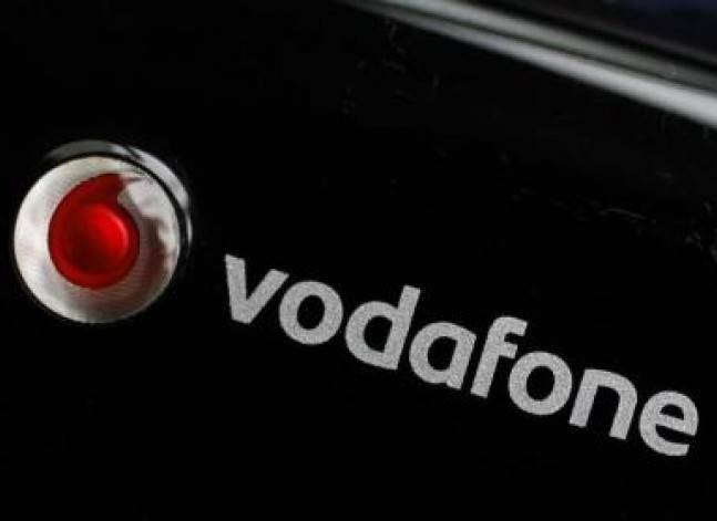Vodafone reports better-than-expected 2.2 percent rise in first quarter revenue