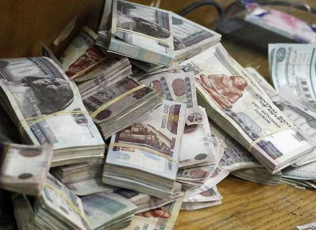 Egyptian pound strengthens as dollar liquidity increases