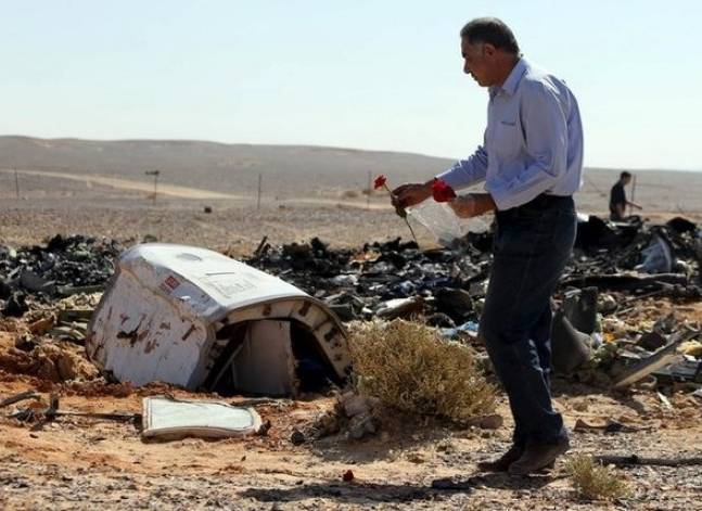 Foreign experts in Egypt to inspect wreckage of Russian plane
