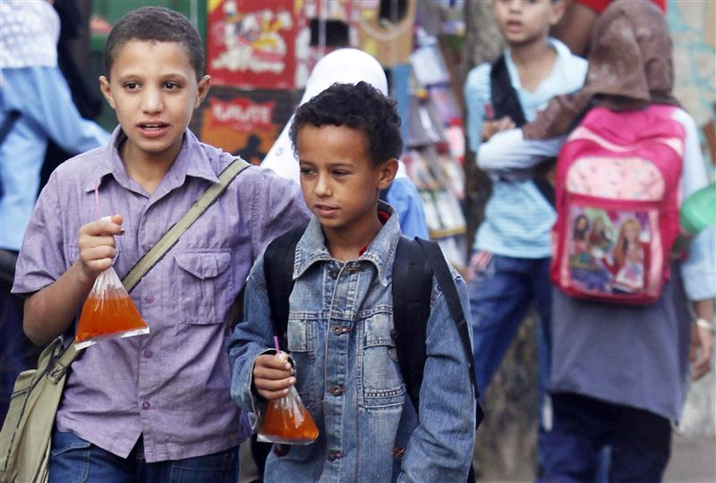 Will Educate Girls for Food: A Plan to Fight Poverty and Illiteracy Is Helping Egypt