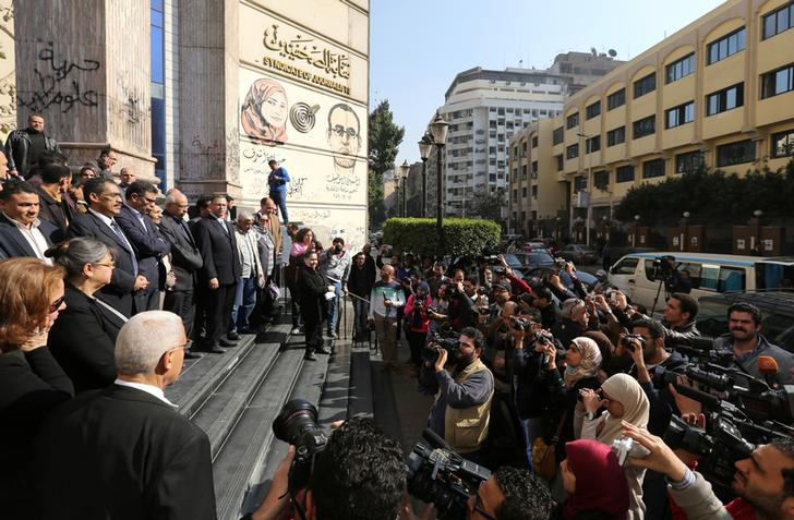 Egypt's top administrative court lifts suspension on Press Syndicate elections