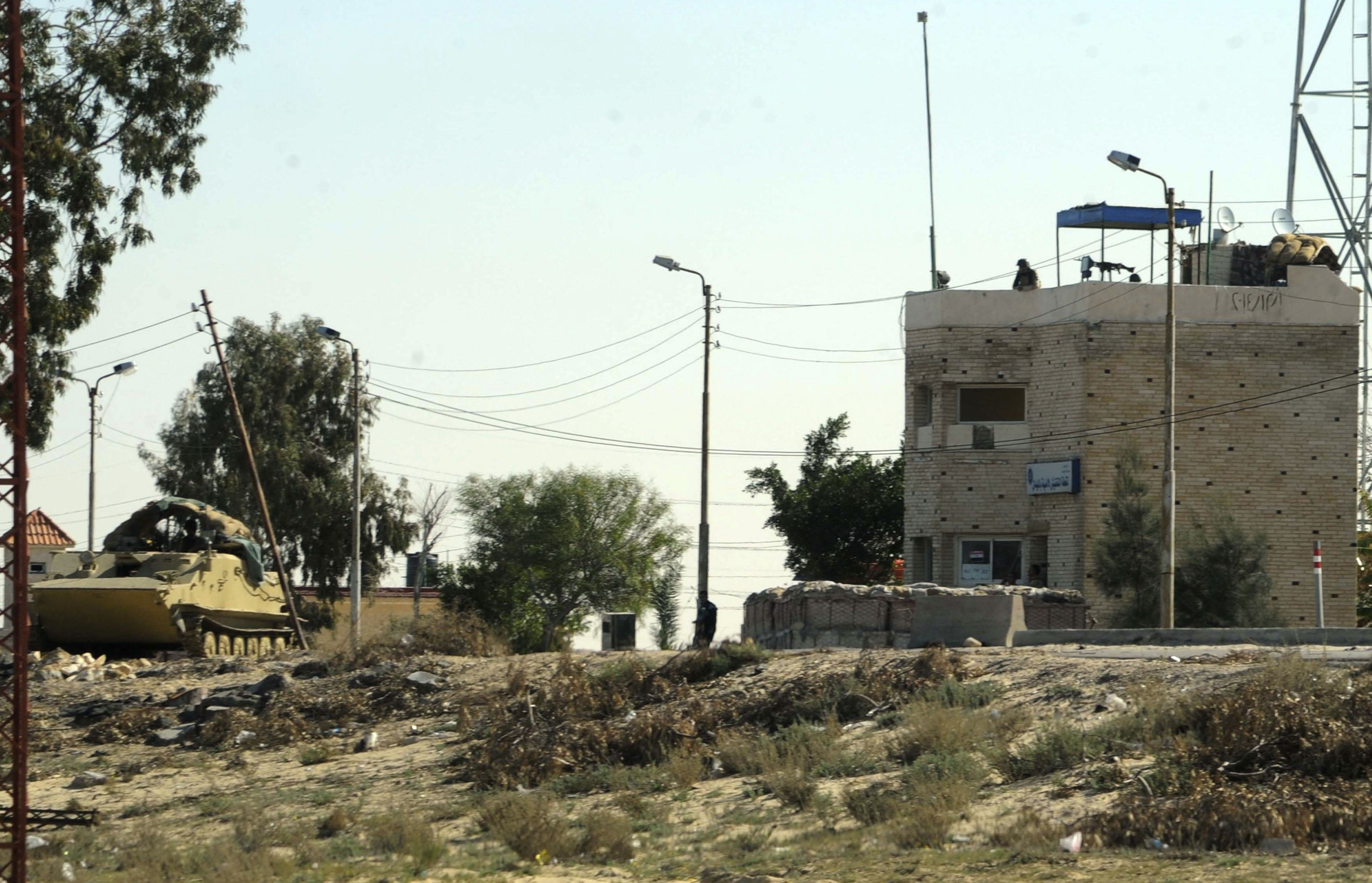 Child killed in mortar attack in Sinai – security source