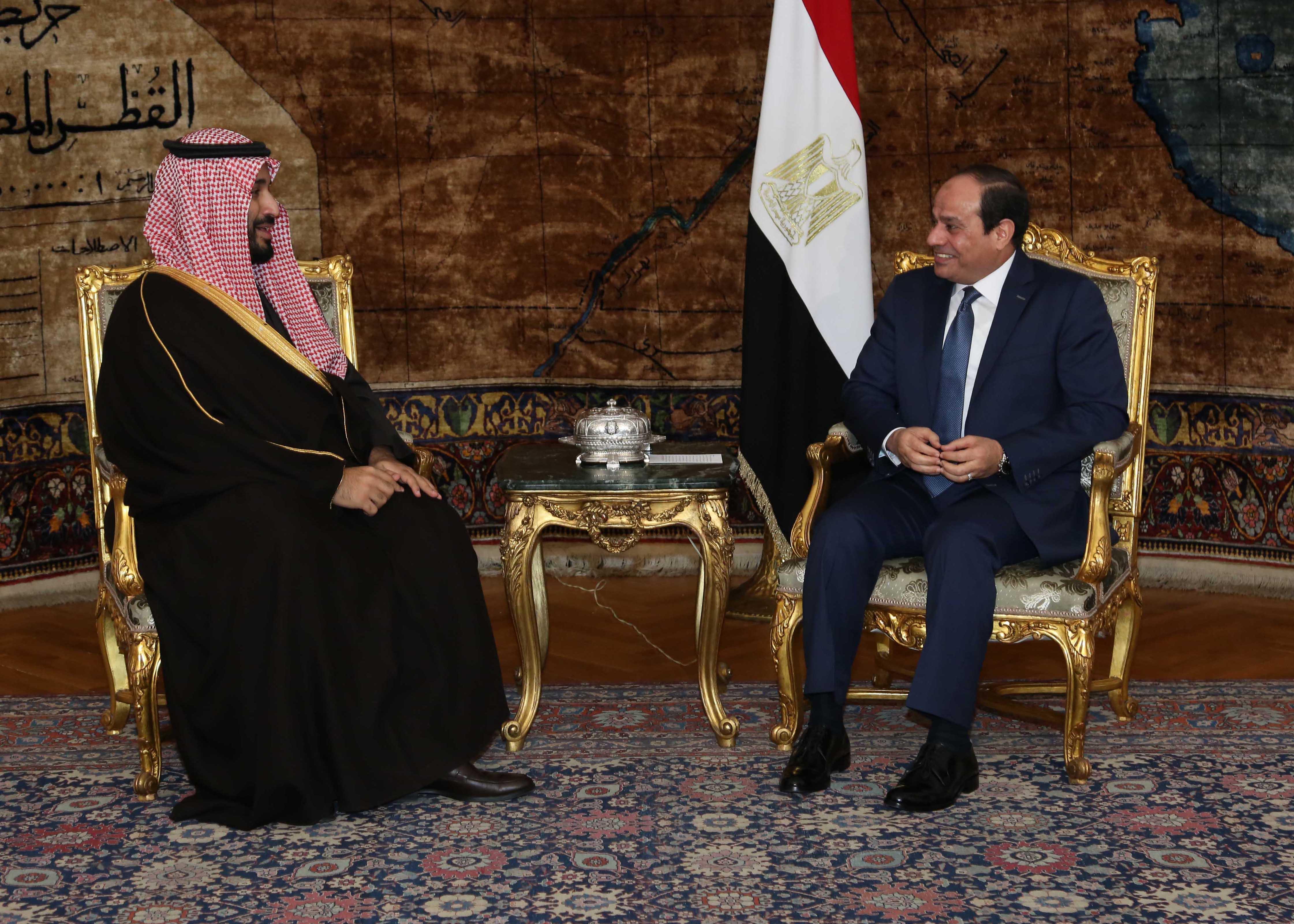 Saudi Arabia to offer Egypt $3 billion in loans, grants - Bloomberg