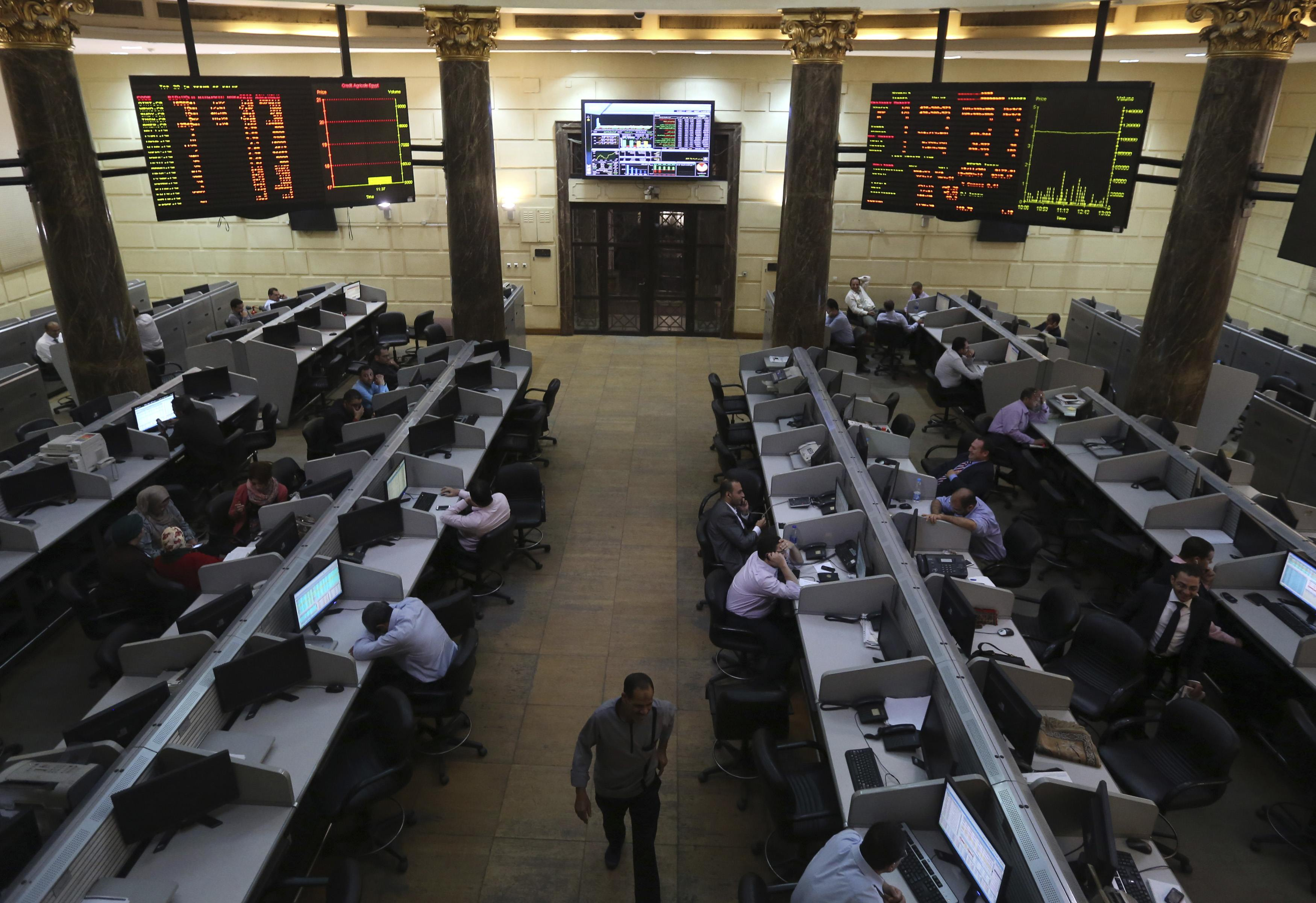 Egyptian stock market drops to lowest point in 19 months