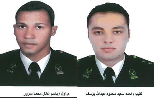 PM, Interior Minister at military funeral of Assiut police officer