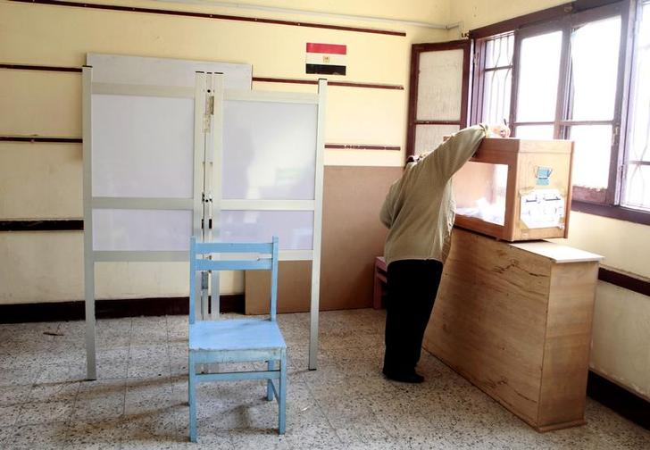 Sisi issues 2 laws to organise delayed parliamentary elections - minister