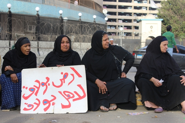 Residents of Cairo's Ramlet Boulaq district decry 'injustices'