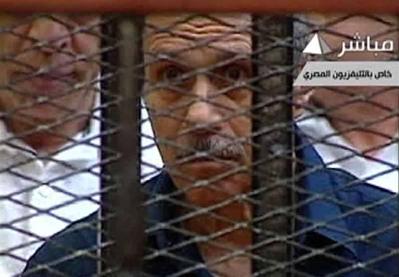 UPDATE   Mubarak interior minister says US orchestrated 2011 revolution