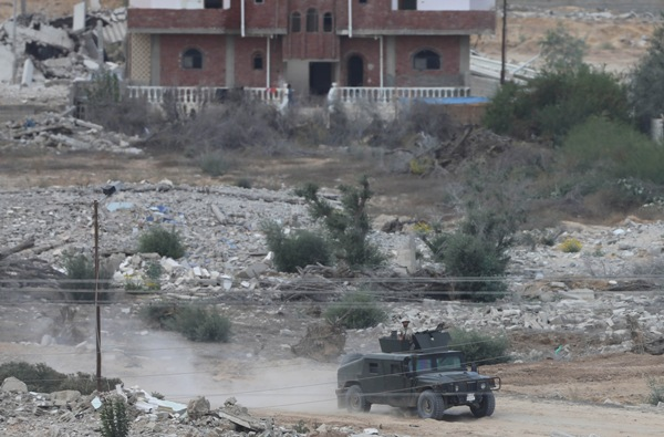 Decapitated body found in North Sinai – security source