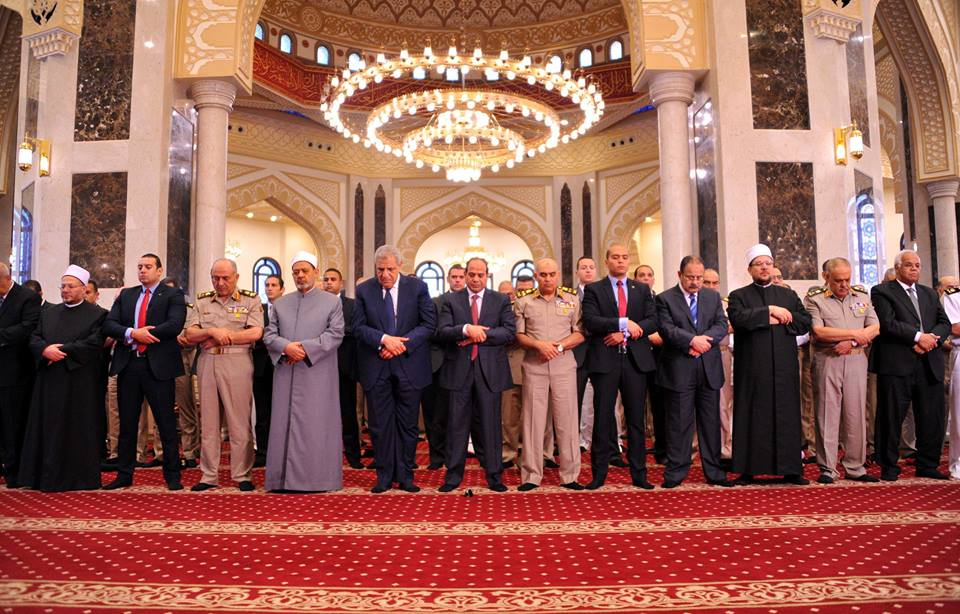 Sisi's call for a renewed religious discourse: One year later