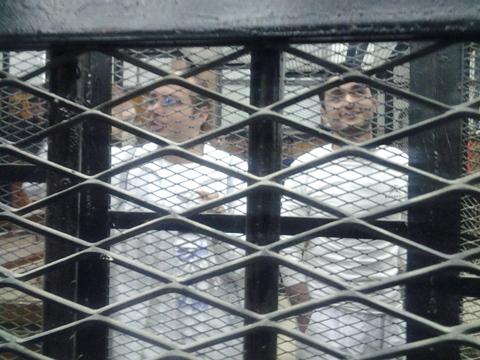 Egyptian activists end hunger strike in prison