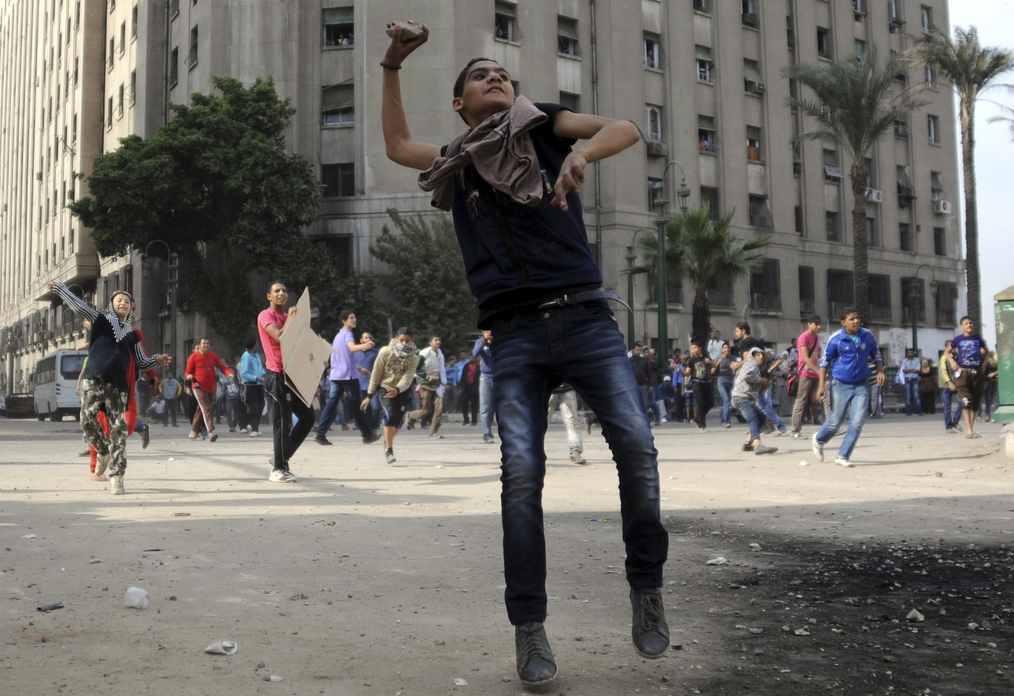 Suspects in Alexandria clashes referred to prosecution