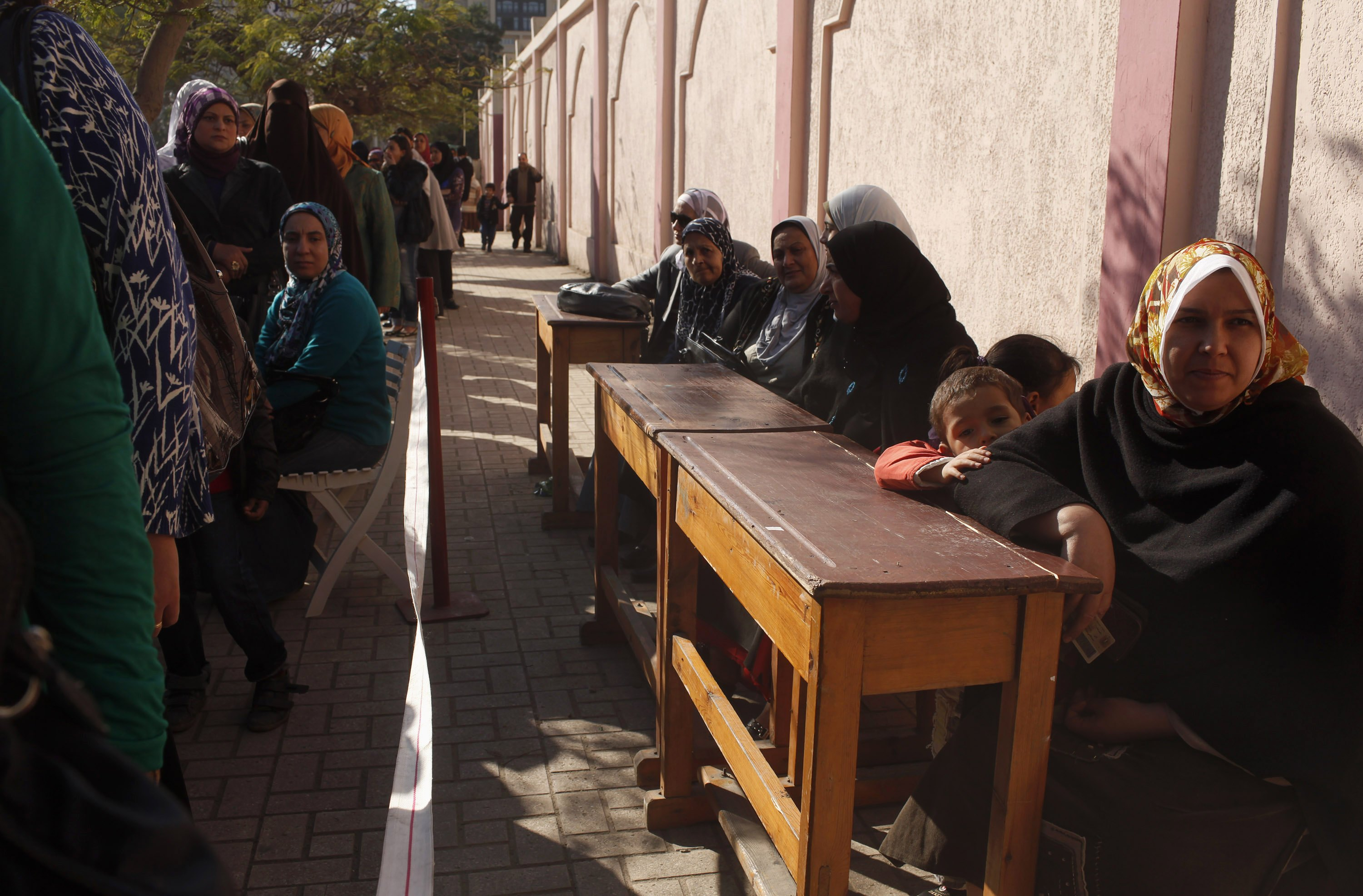 Poll: 69% of Egypt women think they are fit for cabinet