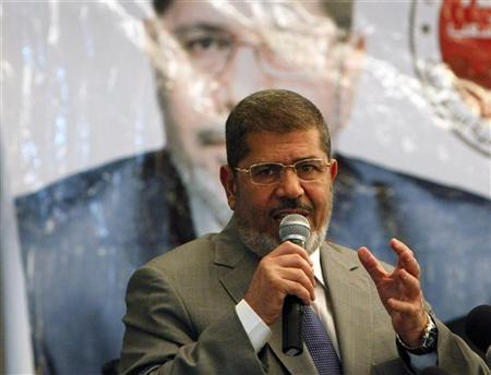 Foes of Egypt's Islamist president spurn dialogue offer