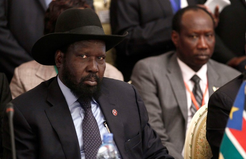Salva Kiir invites Sisi to visit South Sudan - foreign minister