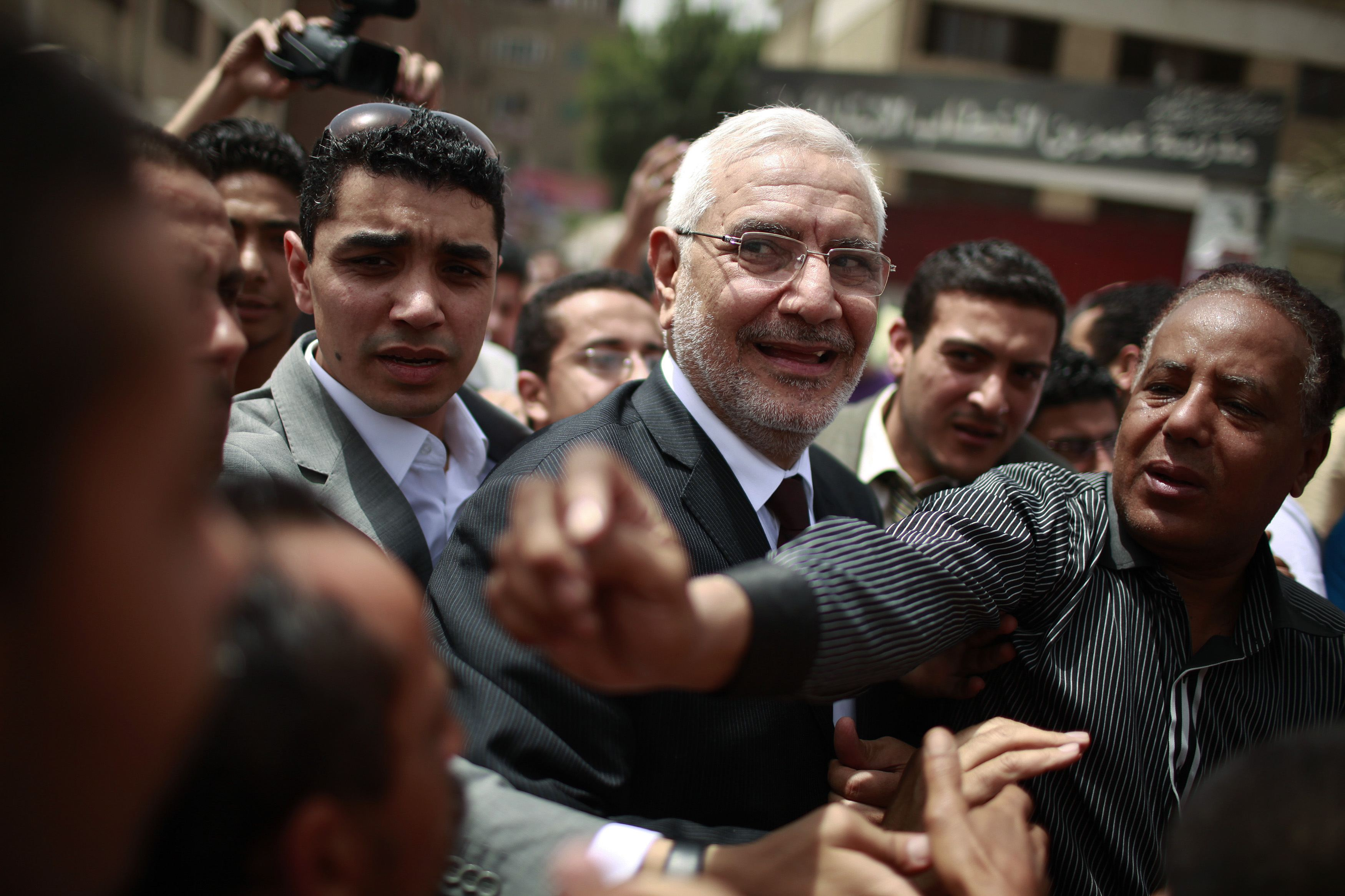 Aboul Fotouh: Civil disobedience should not ruin economy
