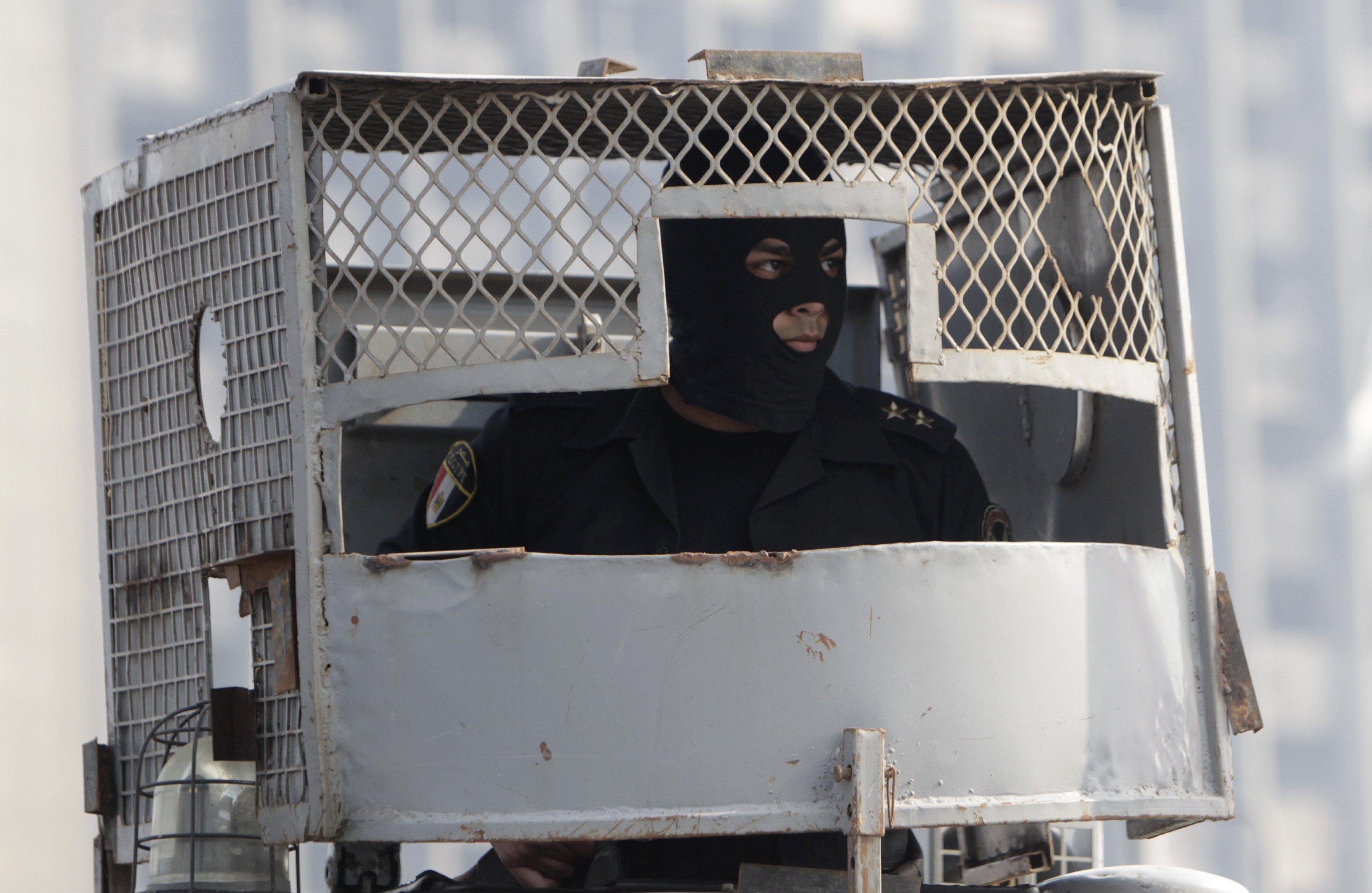 UPDATE | Police sergeant shot dead in Egypt's Beni Suef