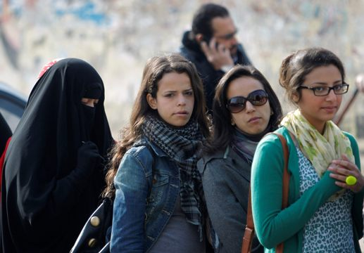 Egypt turns down quota for women and Copts in parliament