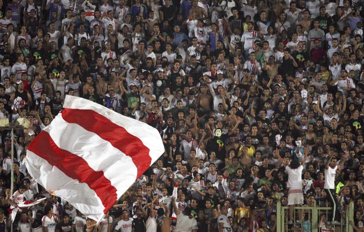 Egypt's Zamalek receives premier league shield, wins title