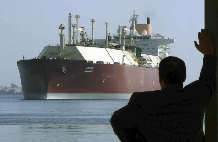 BW Gas wins bid to supply Egypt with floating LNG vessel - ministry