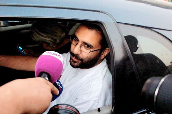 UPDATE - Court jails Alaa Abdel Fattah and 19 others pending trial
