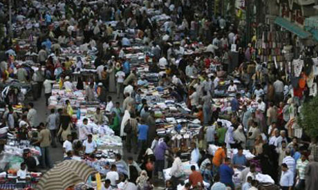 Egypt's population to reach 87 million on Tuesday: Census