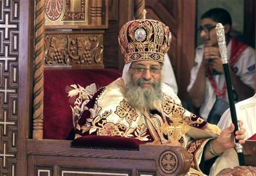 Pope Tawadros: Egypt needs new start, protests should stop