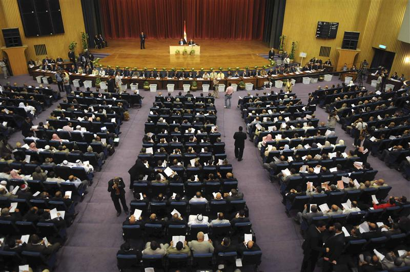 Assembly votes on final draft of Egypt constitution