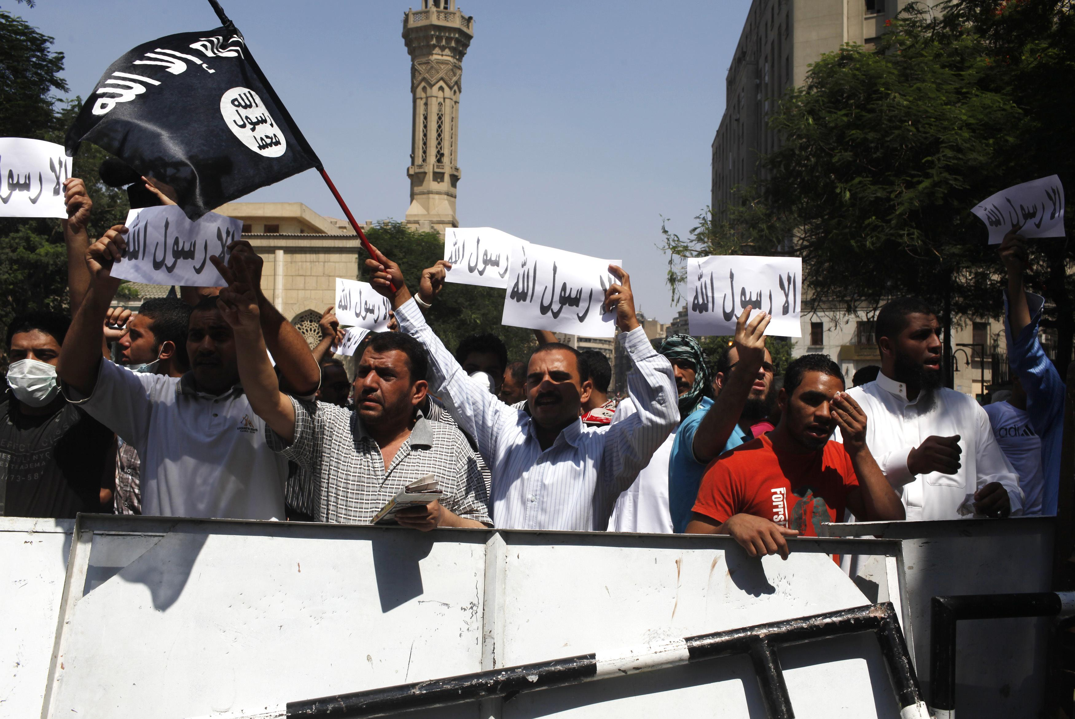 Egyptian Christians sentenced to death for Islam film