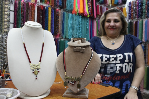 Jewelry named after Egypt's Sisi