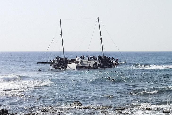 62 percent of illegal migrants to Italy are Egyptian minors - IOM