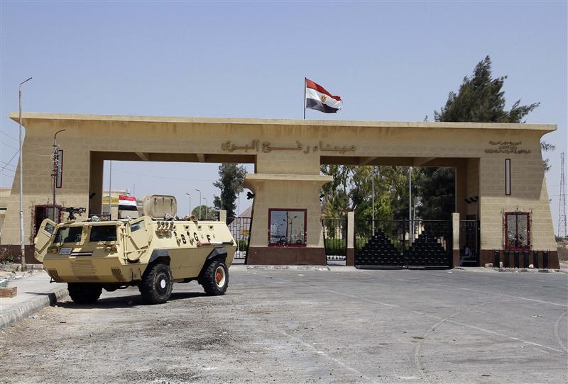 Egypt closes Rafah crossing following blasts