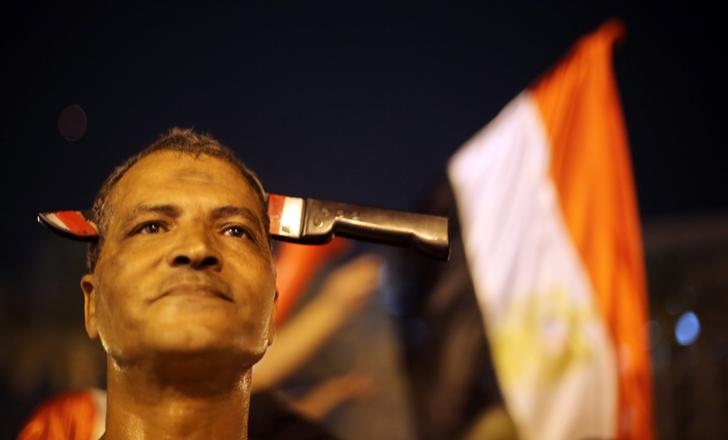 Egypt officially announces Sisi as president