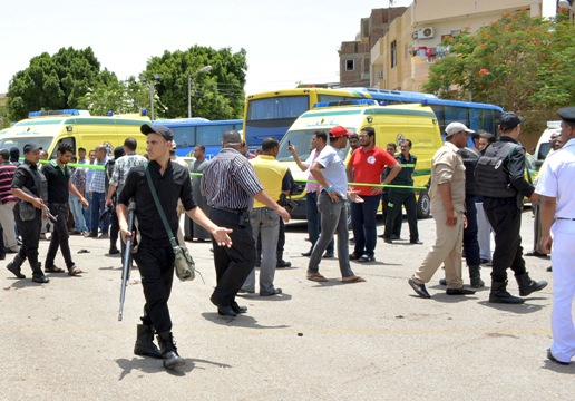 Nine sentenced to life in prison on charges of targeting Luxor touristic site